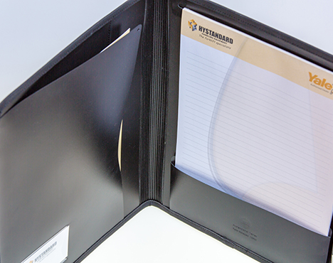 faux leather portfolio folders sydney